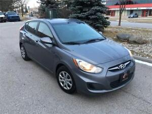 HYUNDAI ACCENT GLS AUTO BLUTOOTH HEATED SEAT NO ACCIDENTS 65K