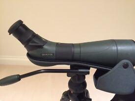 Swarovski Telescope ATS 80 HD & 30x fixed eyepiece