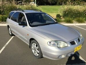 2000 Hyundai Lantra SE Silver 4 Speed Automatic Wagon Lisarow Gosford Area Preview