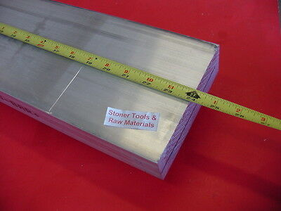 1 X 5 Aluminum 6061 Flat Bar 24 Long Solid T6511 Extruded Plate Mill Stock