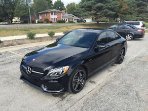 2016 Mercedes-Benz C-Class C450 AMG Sedan