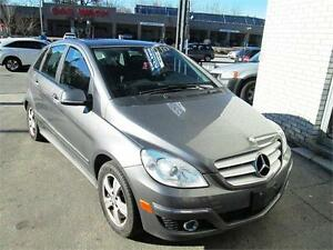 2010 Mercedes Benz B200 107KM ONLY/9Months Ltd. Warranty Incl.