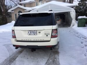 2010 Range Rover Sport Super Charged