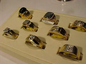 GENTS RINGS--LAYAWAY AVAILABLE. %FREE