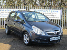VAUXHALL CORSA 1.4 CLUB 5DR A/C 69K FSH 8 X STAMPS / PANO ROOF / PLUS PACK!!!!!!
