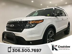 2015 Ford Explorer Sport | Leather | Sunroof | Remote Start