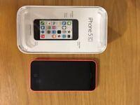 Iphone 5C Pink SIM Free