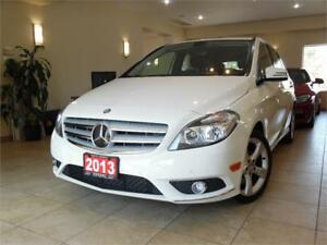 2013 Mercedes-Benz B-Class B250 Sports Tourer $100 BI-WEEKLY!