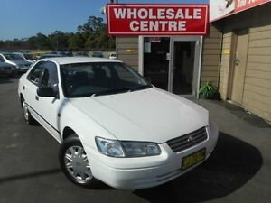 2000 Toyota Camry SXV20R CSi White 4 Speed Automatic Sedan Edgeworth Lake Macquarie Area Preview
