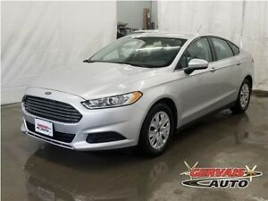 Ford Fusion S A/C Bluetooth 2014