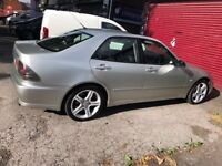 LEXUS IS200 SILVER - GREAT RUNNER - SENSIBLE OFFERS