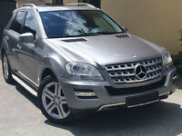 Mercedes-Benz ML300CDI BE 4M*SPORT*AIR*XENON*NAVI*AHK*LEDER*