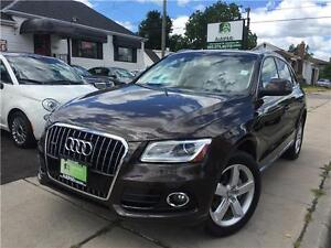 2013 Audi Q5 2.0 TFSI QUATTRO-NAVIGATION-PANORAMIC ROOF-LOADED
