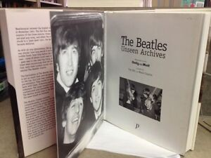 The Beatles Unseen Archieves Compiled By:Tim Hill& Marie Clayton