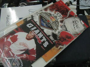 Local Hockey Autographed and Other Collectibles