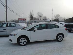 """2013 Honda Civic LX-ONE OWNER-NEW TIRES-EXTRA CLEAN-""""SALE""""!"""
