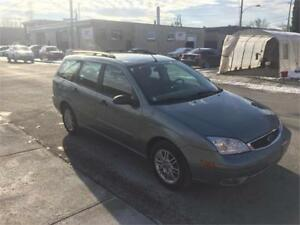 2005 FORD FOCUS- automatic- FULL EQUIPER-  162km-   2100$