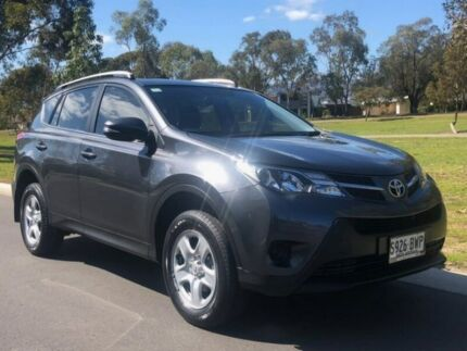 2014 Toyota RAV4 ZSA42R MY14 GX 2WD Grey 7 Speed Constant Variable Wagon Hillcrest Port Adelaide Area Preview