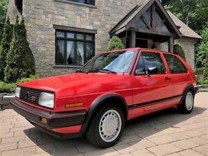 1985 VOLKS GTI  (55,000KM)