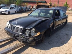2000 Mercedes E320 Just In For Parts @Pic N Save!!!