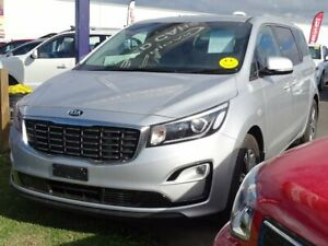 2019 Kia Carnival YP MY20 SLi Silver 8 Speed Sports Automatic Wagon Albion Park Rail Shellharbour Area Preview