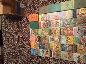 Bobsey-Twins-books-lot-of-34-Hardcover-all-over-40-years-old