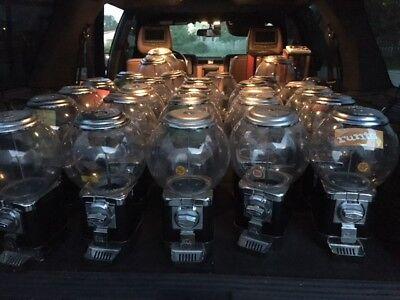 Free Sh Beaver Bubble Ball Globe Gumball Candy Toy Vending Machine Blackchrome