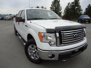 2012 Ford F-150 XLT 4x4 SuperCrew w/ XTR Package - Ecoboost!