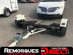 2018 = AUTO PORTEUR TOW DOLLEY FREINS HYDRAULIQUES DOLLY DOLY