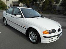 2000 BMW 318I E46 White 4 Speed Auto Steptronic Sedan Maidstone Maribyrnong Area Preview