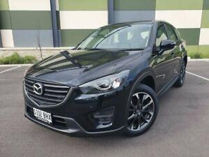 2015 Mazda CX-5 KE1032 Grand Touring SKYACTIV-Drive AWD Black 6 Speed Sports Automatic Wagon Blair Athol Port Adelaide Area Preview