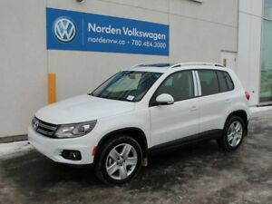 2016 Volkswagen Tiguan Comfortline 4dr All-wheel Drive 4MOTION