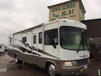 WOW!!! Georgetown 34' A Class Motorhome with 3 Slides!!!