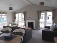 Stunning Prestige hudson bay Lodge for sale on southview leisure park Skegness Lincolshire coast