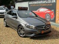 2013 Mercedes-Benz A Class 1.5 A180 CDI Sport 5dr Hatchback Diesel Manual