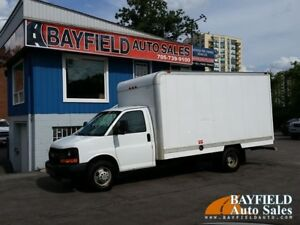 2004 Chevrolet Express Commercial Cutaway Cube Van **Cruise/Air/