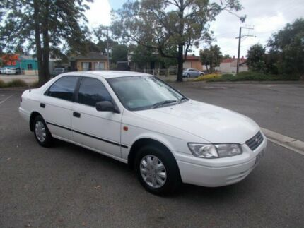 1997 Toyota Camry SDV10 CSi Dover White 4 Speed Automatic Sedan Alberton Port Adelaide Area Preview
