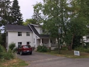 House for Rent in Westboro. Available August 1st.