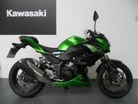 Kawasaki Z300 ABS 2015