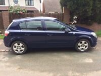Vauxhall Astra 1.3 CDTi 16v Club 5 door. Economic car in great condition, well maintained