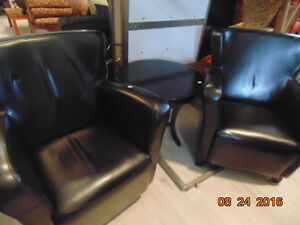 Pair Of Club Chairs(Trail)