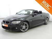 2012 BMW 3 SERIES 320D M SPORT CONVERTIBLE CONVERTIBLE DIESEL