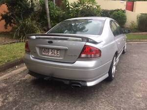 2007 Ford Falcon Sedan Capalaba West Brisbane South East Preview