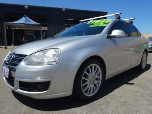 2007 Volkswagen Jetta (2.0 TURBO FSI) Automatic Sedan Wangara Wanneroo Area Preview
