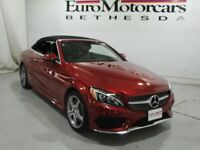 Miniature 2 Voiture American used Mercedes-Benz C-Class 2017