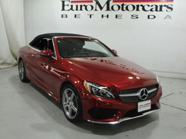 Image 2 Voiture American used Mercedes-Benz C-Class 2017