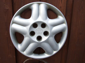 Wheel rims and trims (15 inch) for Toyota