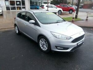 2015 Ford Focus LW MK2 MY14 Trend 6 Speed Automatic Hatchback Young Young Area Preview