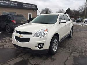 2012 Chevrolet Equinox 2LT MINt ONLY 113KM  LOADED