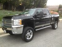Looking for 2007 or newer chev-GM crew cab
